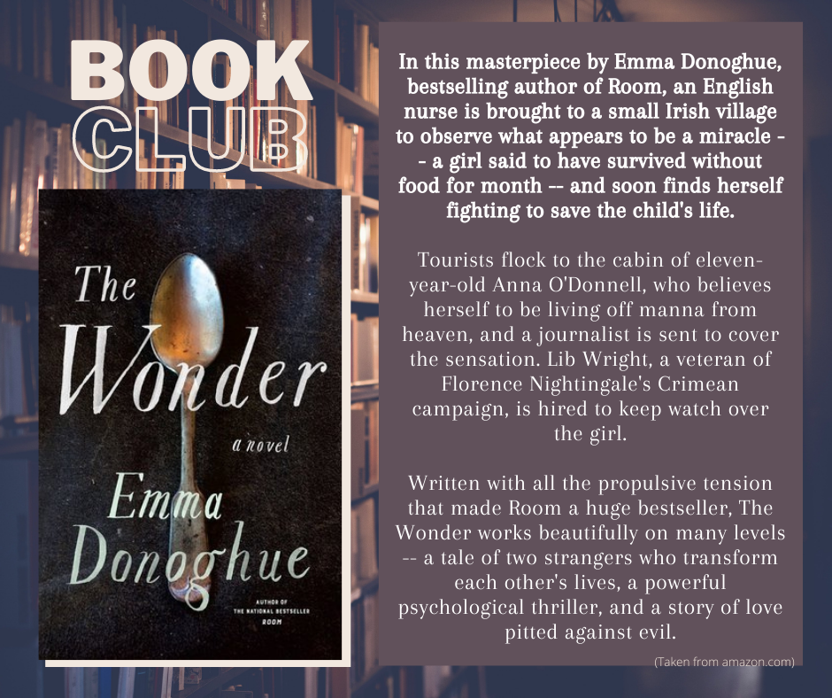 The Wonder Book Cover and info